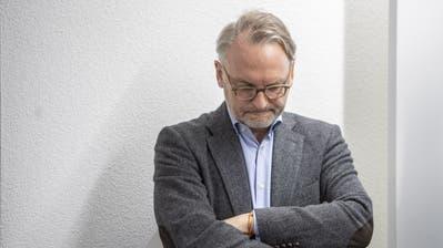 Der Verwaltungsratspräsident der Stoosbahnen, Thomas D. Mayer. (Bild: Urs Flüeler / KEYSTONE)