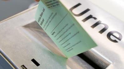 Abstimmungen und Wahlen in der Zentralschweiz: alle Resultate im Überblick