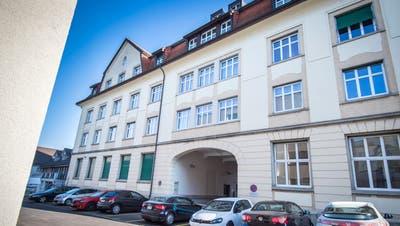 Das Gebäude des Bezirksgerichts an der Zürcherstrasse 237a in Frauenfeld. ((Bild: Reto Martin))