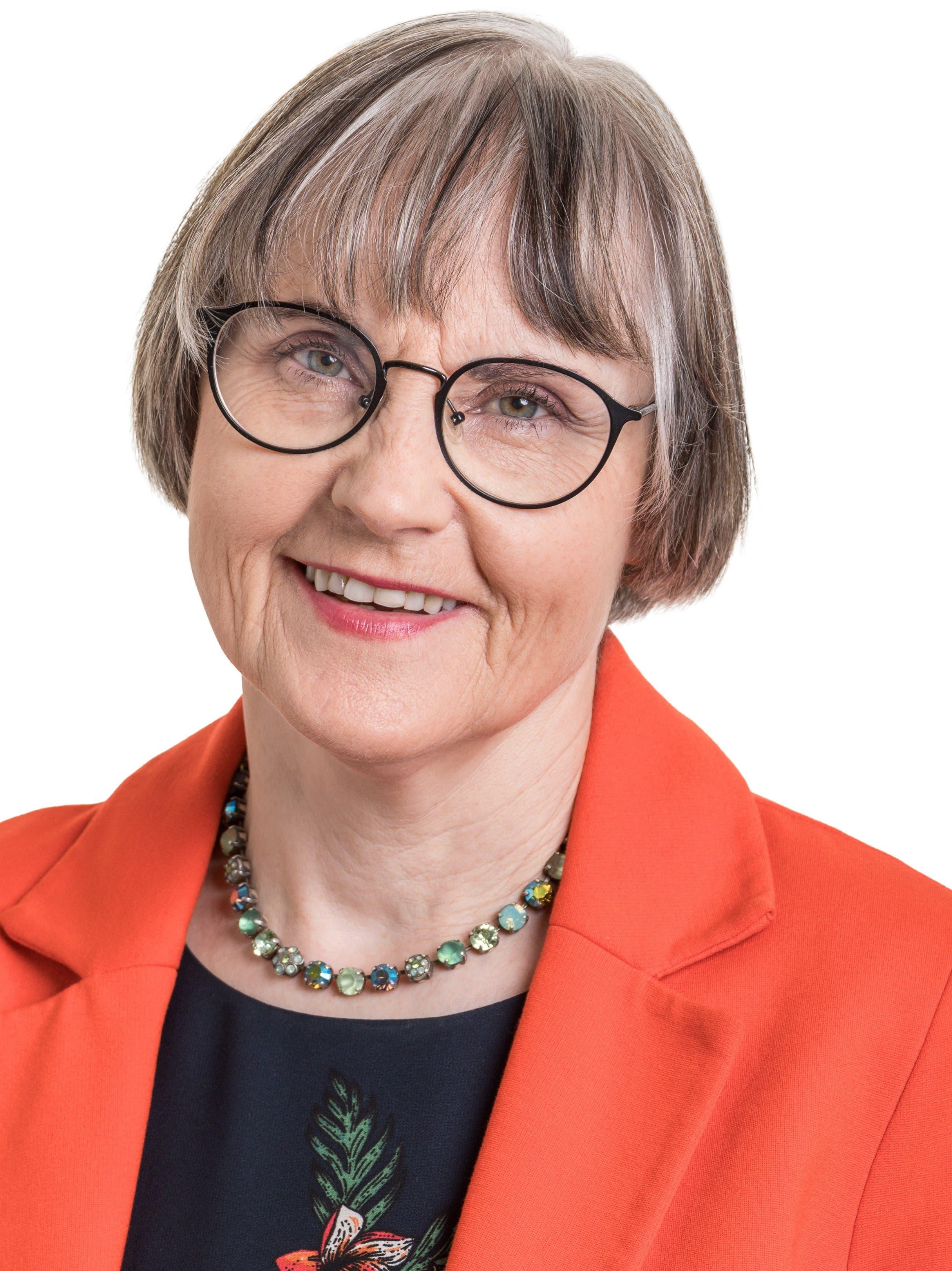 Gewählt: Lea Bischof-Meier, CVP (bisher)