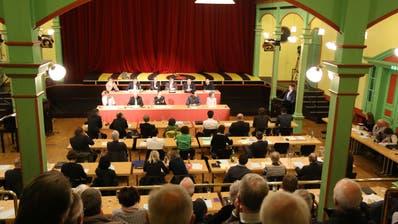 Diese Plätze kann am Donnerstag niemand einnehmen: Das Wiler Stadtparlament tagt ohne Publiku. (Bild: PD)