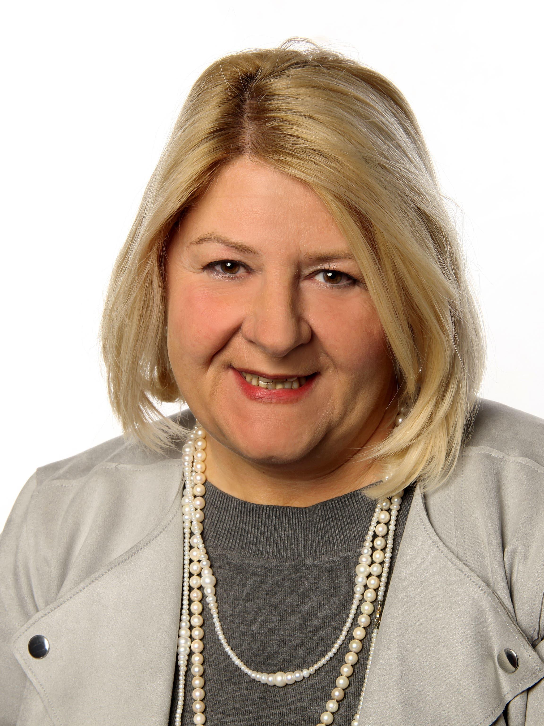 Corinna Klein, SVP