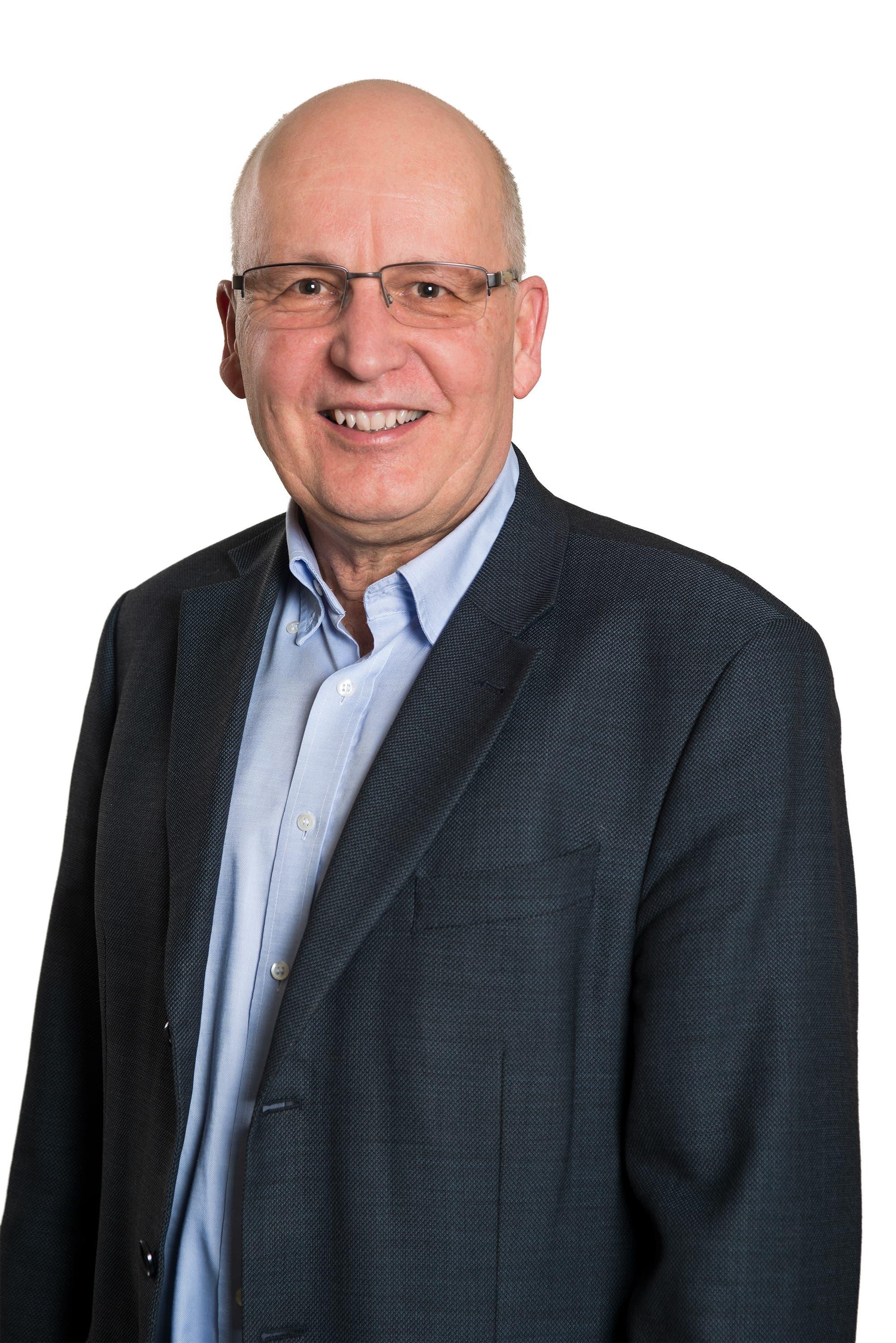 Peter Kunz, CVP (bisher)