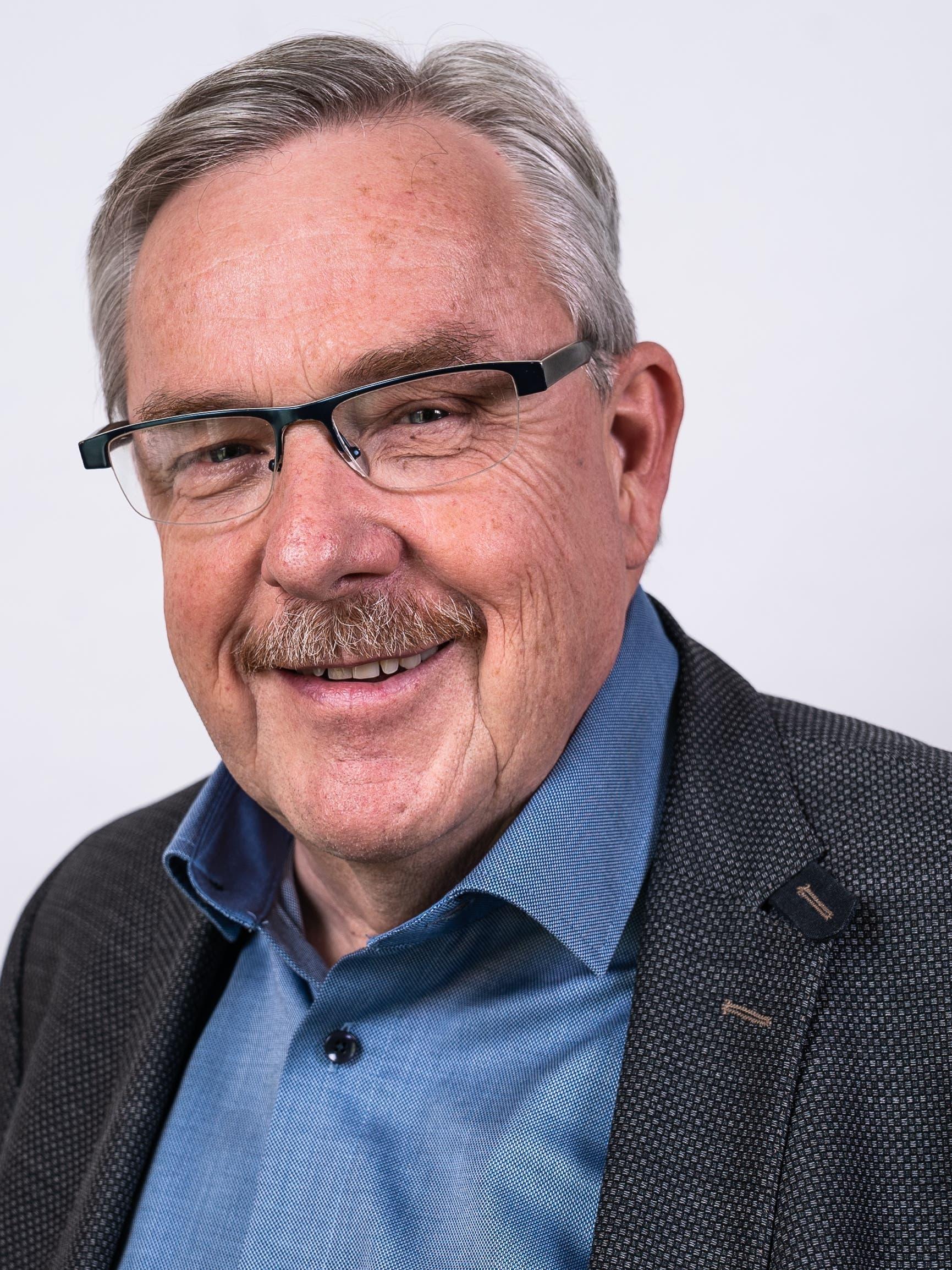 Ivo Gerig-Eschler, CVP (bisher)