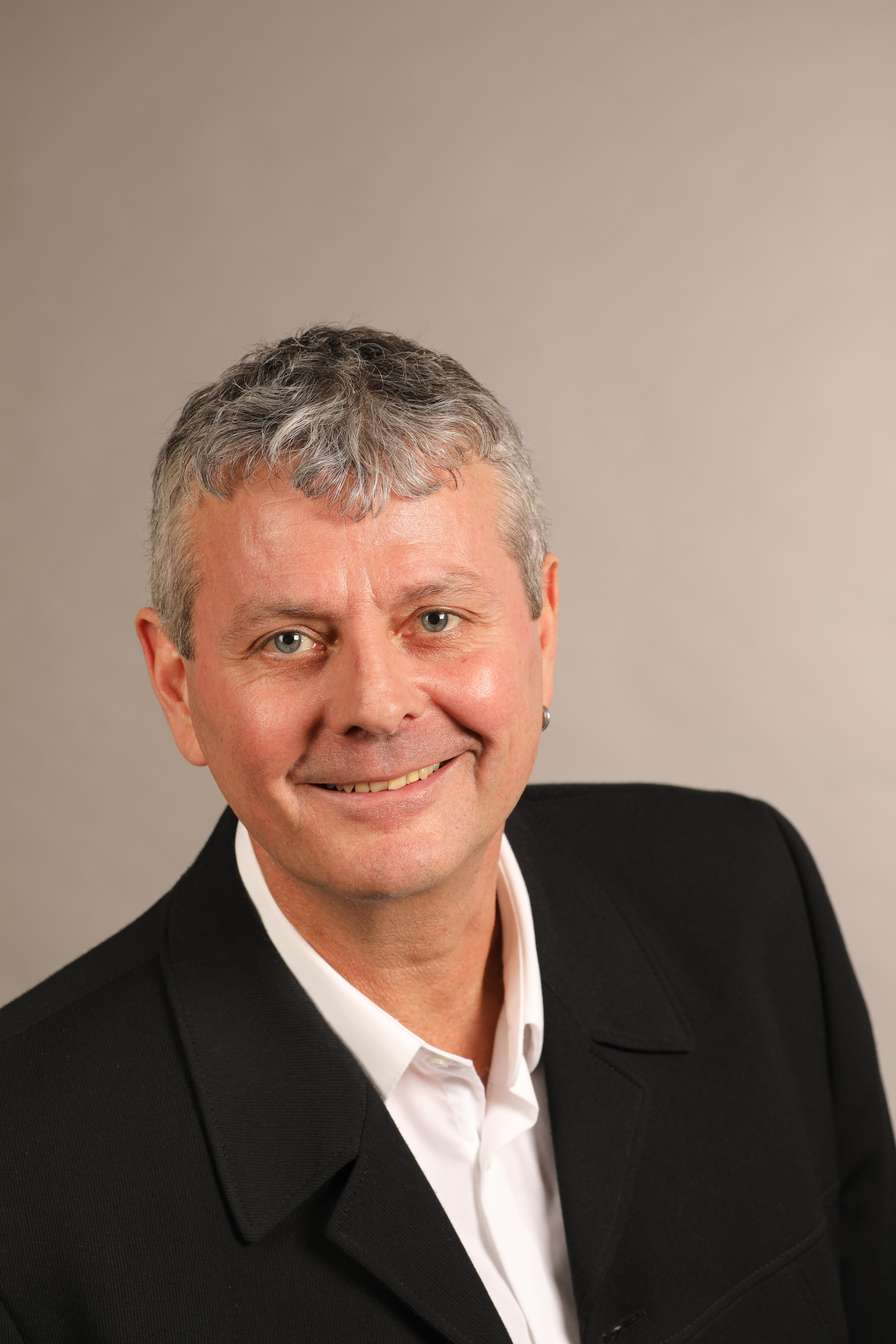 Markus Greter, SVP (bisher)
