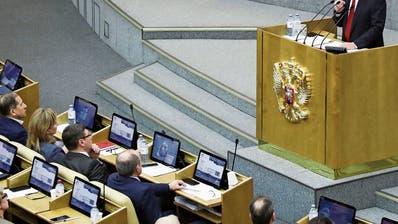 Wladimir Putin ist Russlands Superpräsident