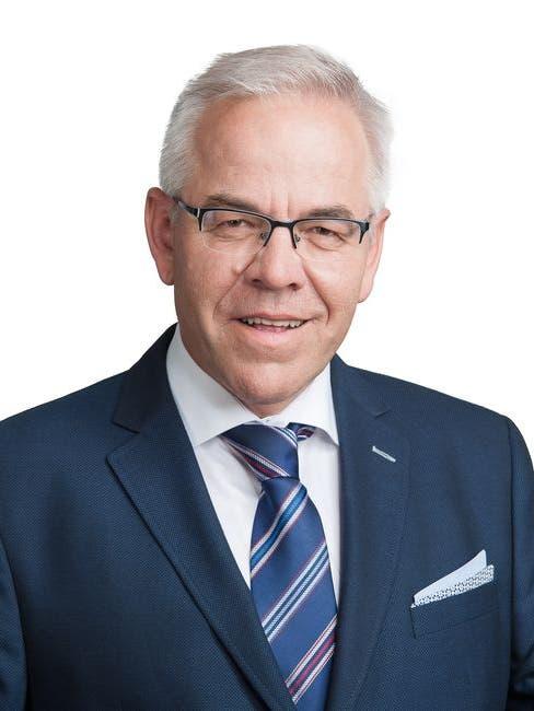 Gewählt: Erich Leuenberger, FDP (bisher)