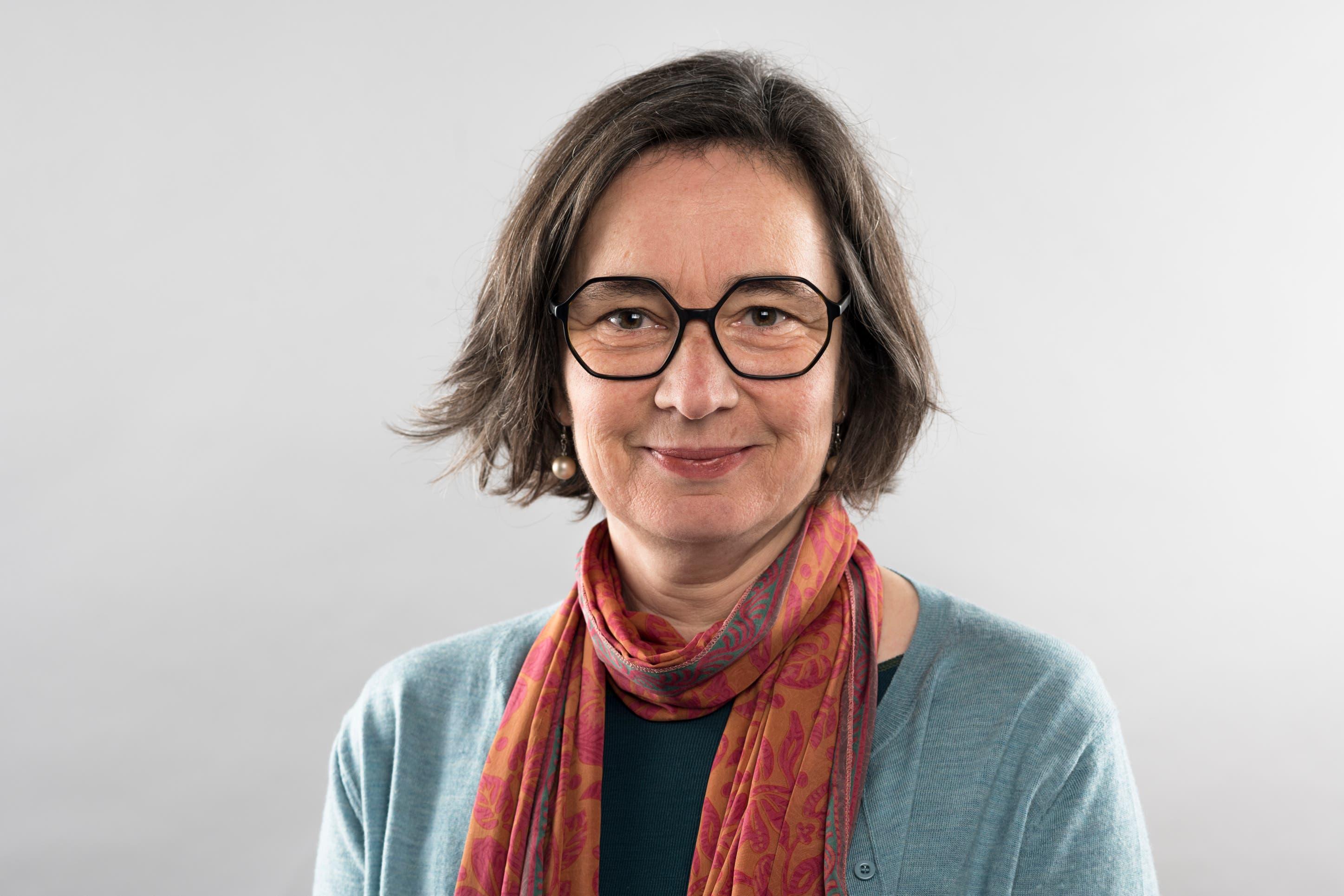 Esther Ammann, Grüne