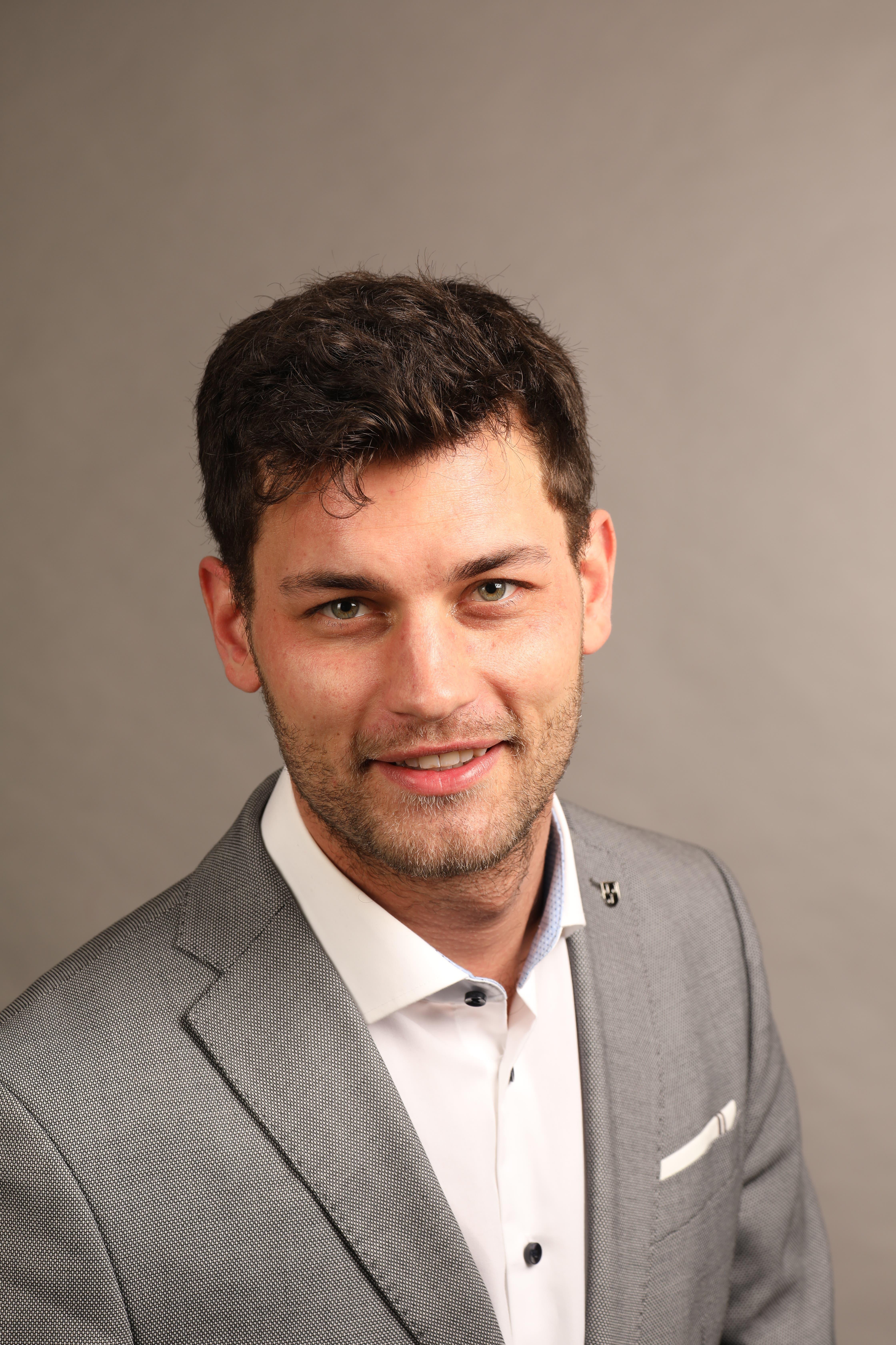 Mario Bucher, SVP (bisher)