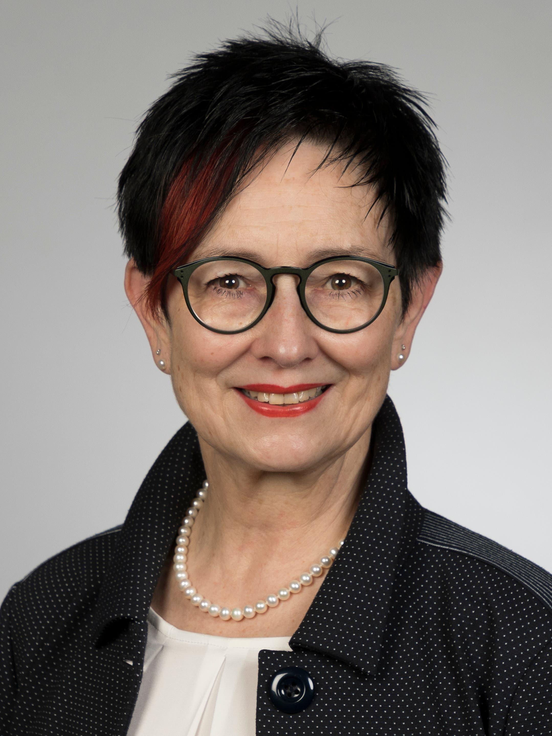 Gewählt: Luzia Kneubühler, CVP (bisher)