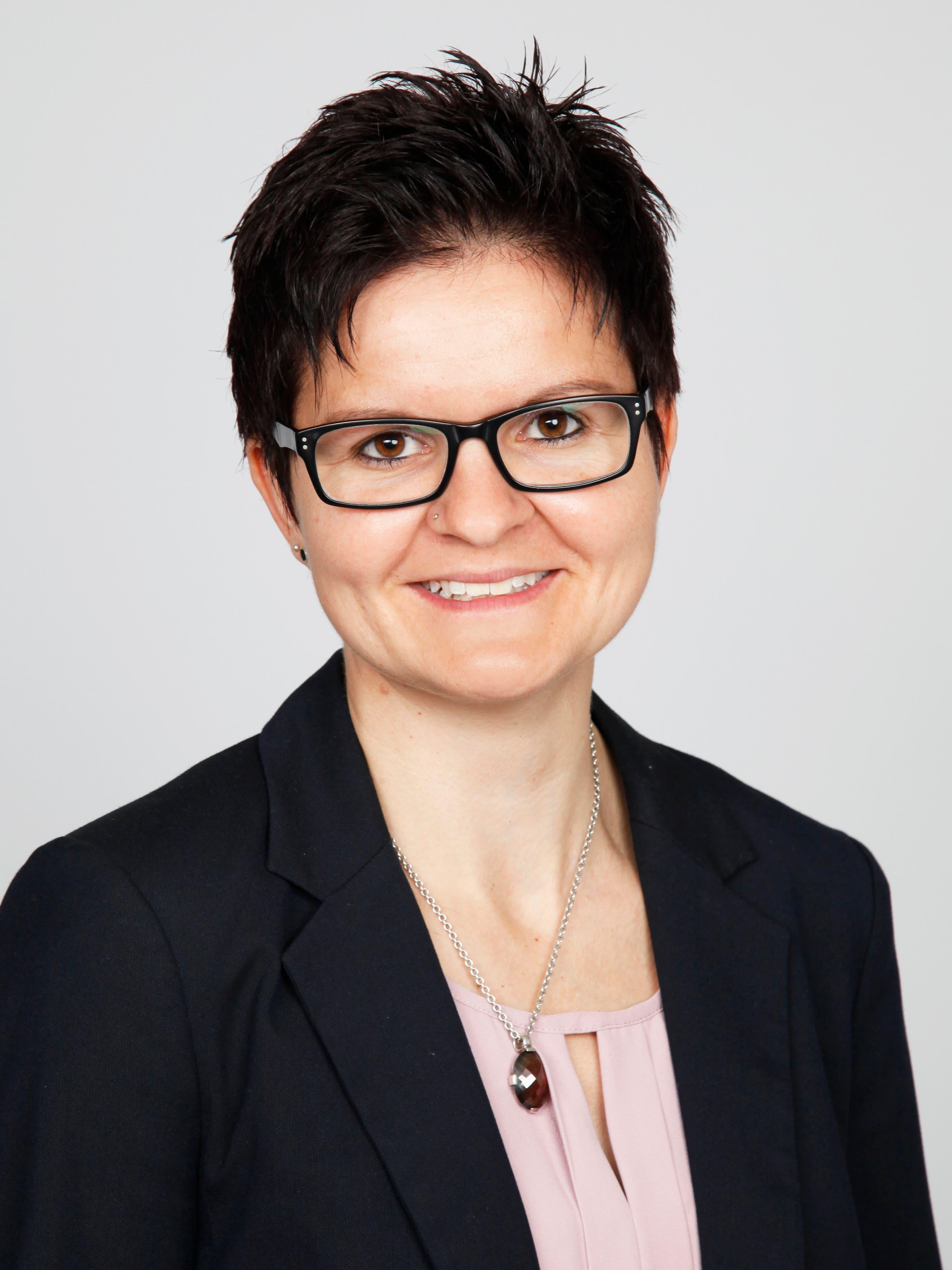Gewählt: Pia Haas-Bucher, CVP (bisher)