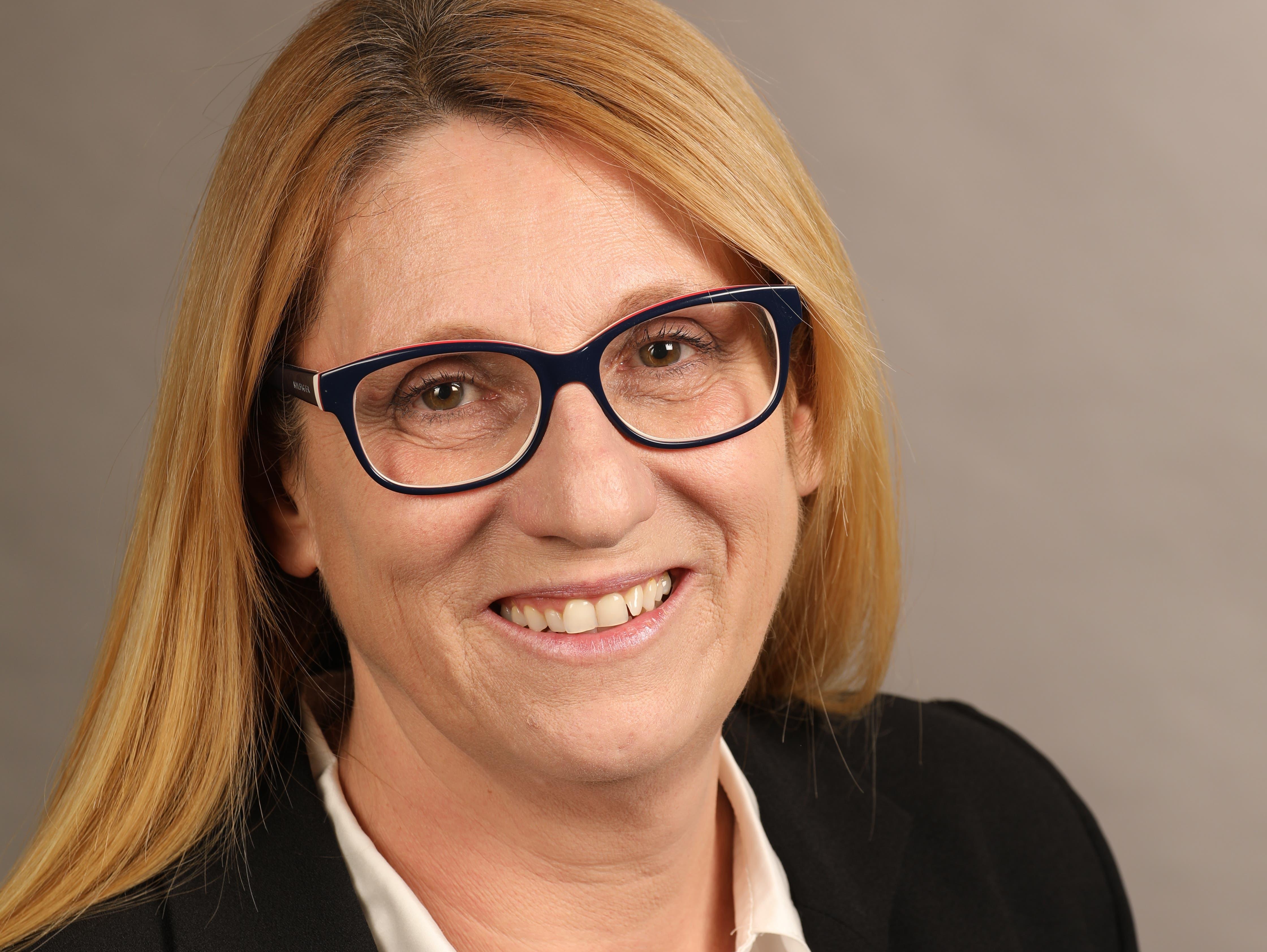 Nicht gewählt mit 1'478 Stimmen: Ibolyka Lütolf, SVP