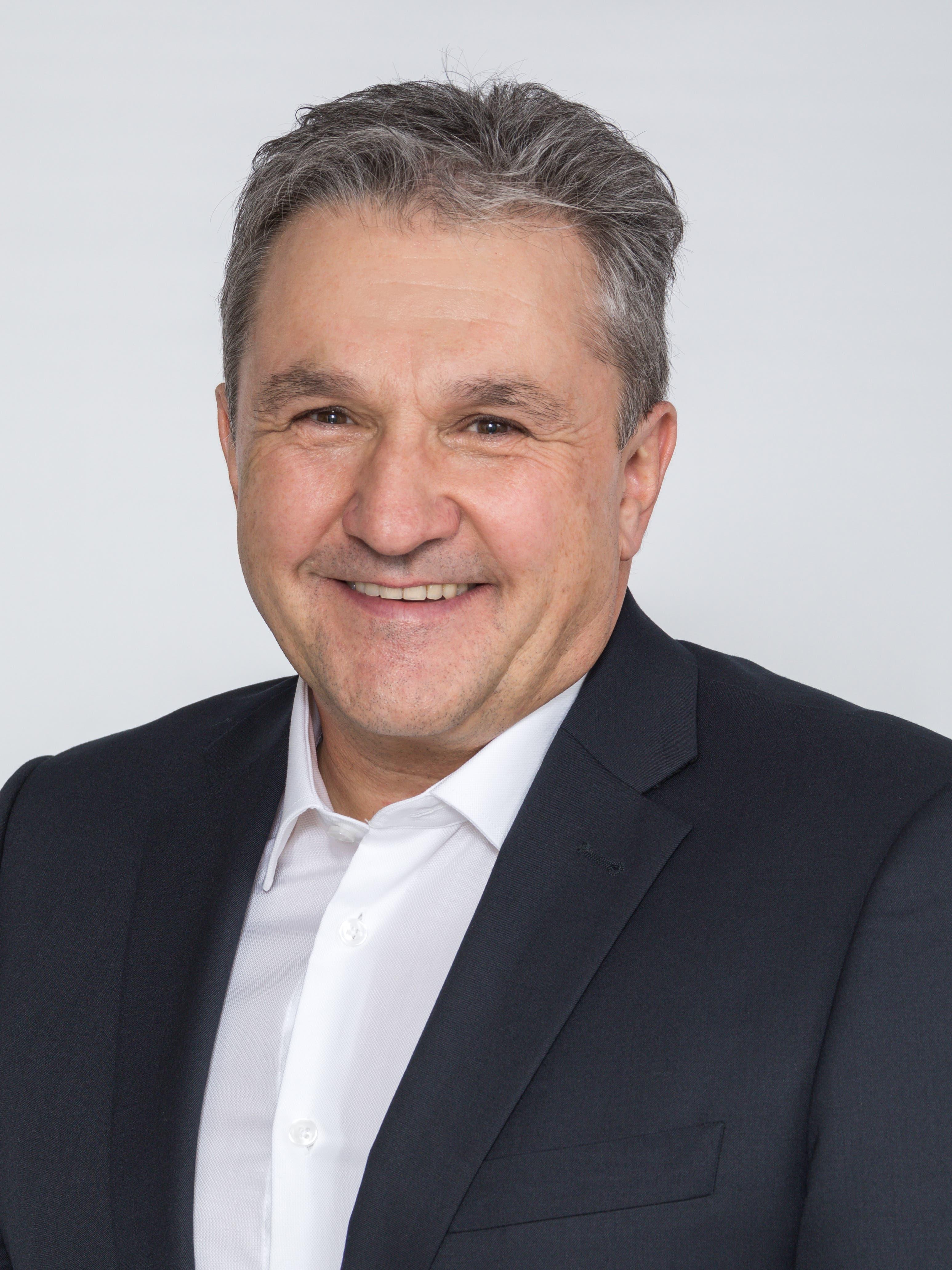 Gewählt mit 1'357 Stimmen: Stefan Käslin, CVP