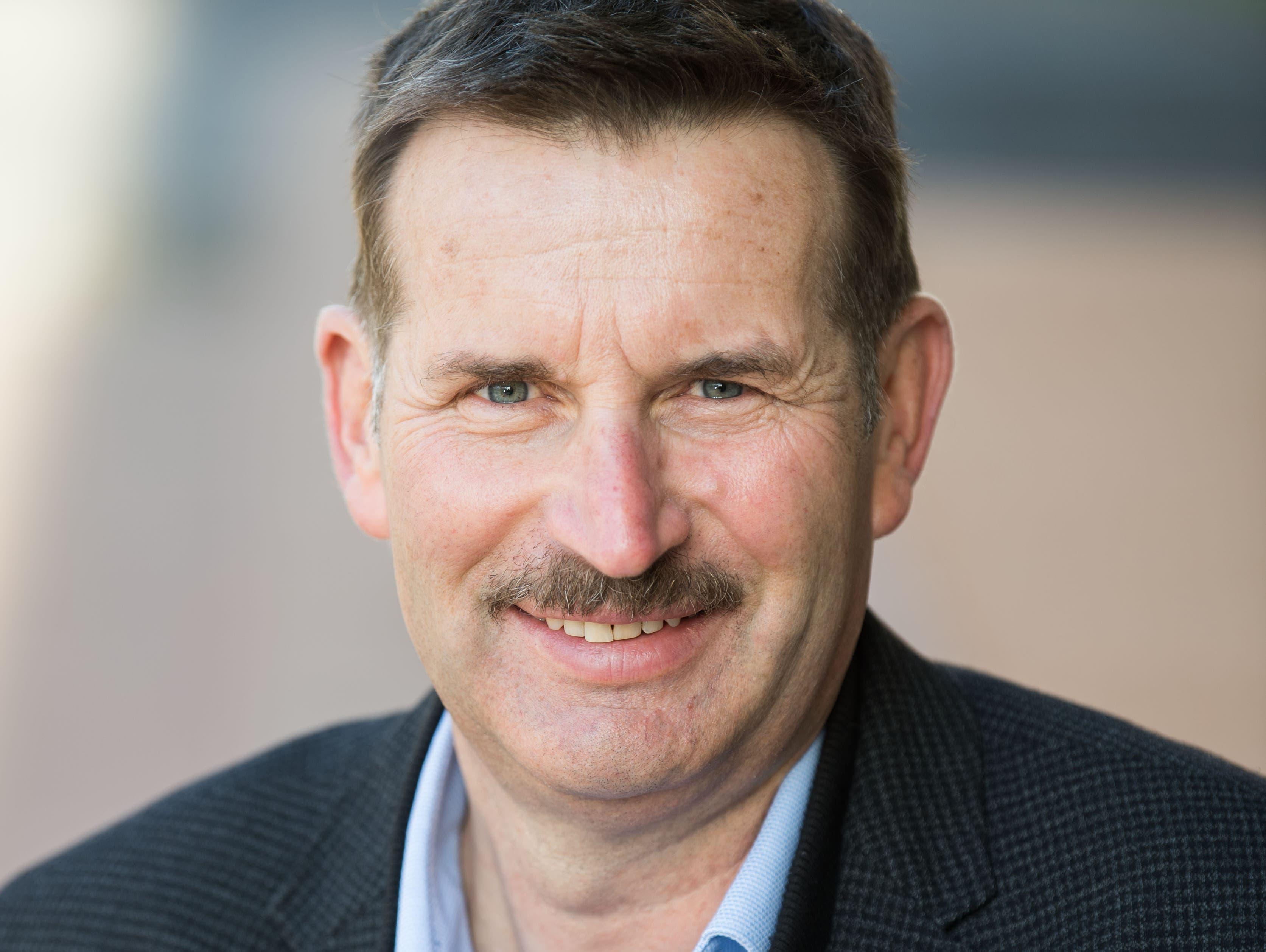 Gewählt mit 2'309 Stimmen: Josef Schmidli, CVP (bisher)