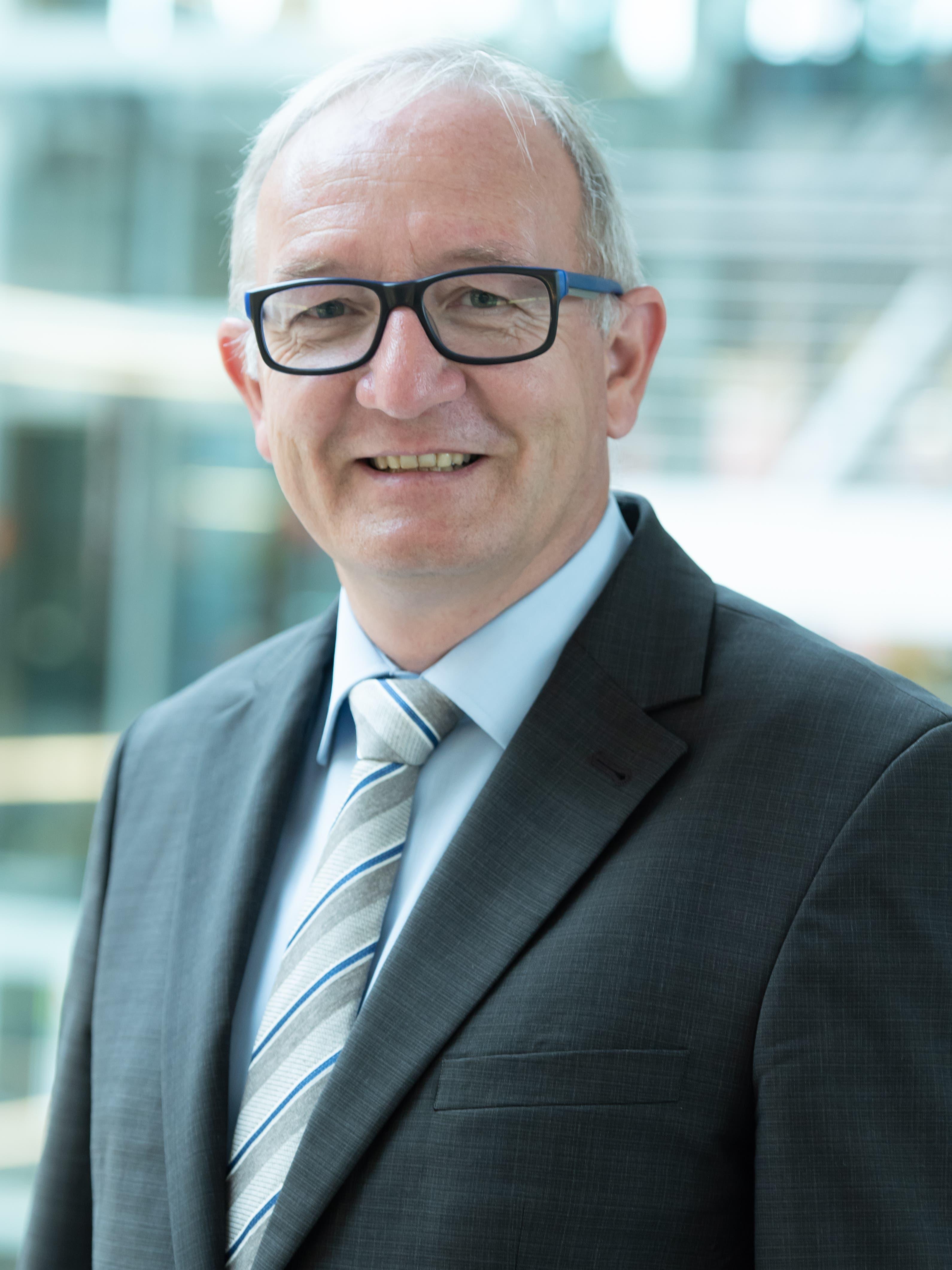 Gewählt: Markus Kronenberg, CVP (bisher)