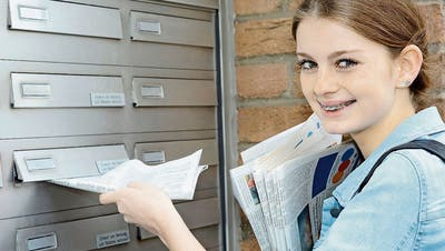 Jugendliche aus dem Mittelrheintal leisten grosse Hilfe bei kleinen Arbeiten