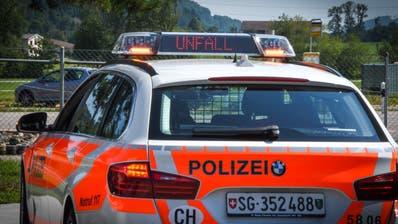 2019 registrierte die Stadtpolizei St.Gallen weniger Verkehrsunfälle als 2018. (Bild: pd)
