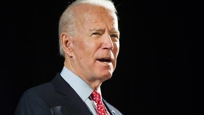 Coronavirus: US-Präsidentschaftsbewerber Biden kritisiert Trump