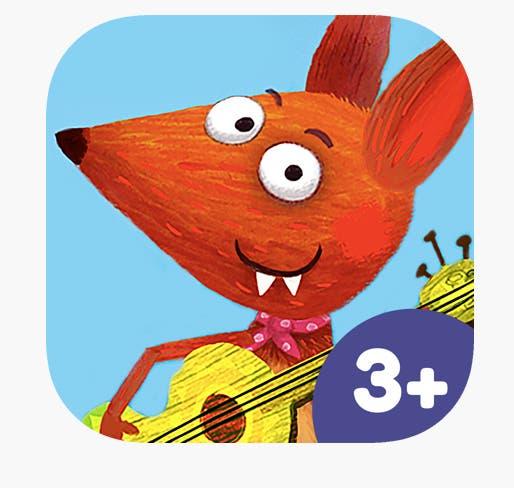 Kleiner Fuchs Etwas für die Jüngsten: Eine Auswahl von Kinderliedern wie «Old MacDonald Had A Farm» wird in stimmigen interaktiven Bildern umgesetzt. So werden die Lieder erlebbar gemacht. (iOS und Android; ab Fr. 2.70)