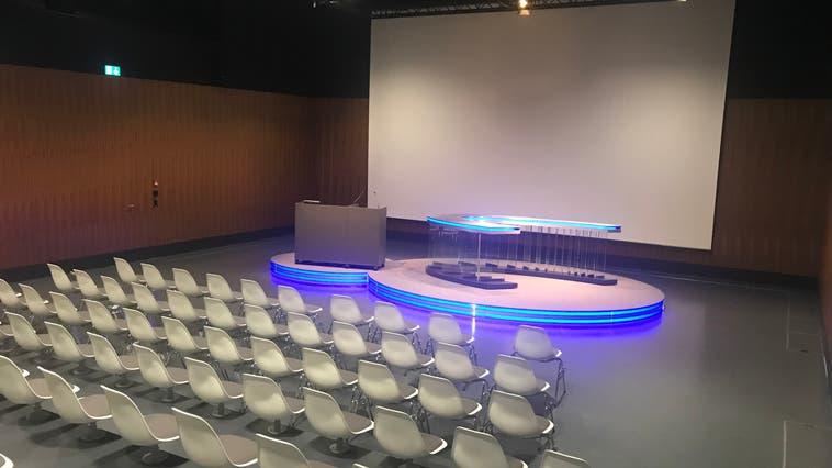 LZ Auditorium: Ihre Veranstaltung jetzt auch mit Live-Übertragung
