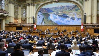 Der Nationalrat debattiert waehrend der Fruehlingsession der Eidgenoessischen Raete, am Mittwoch, 4. Maerz 2020 im Nationalrat in Bern. (KEYSTONE/Anthony Anex) (Anthony Anex / KEYSTONE)