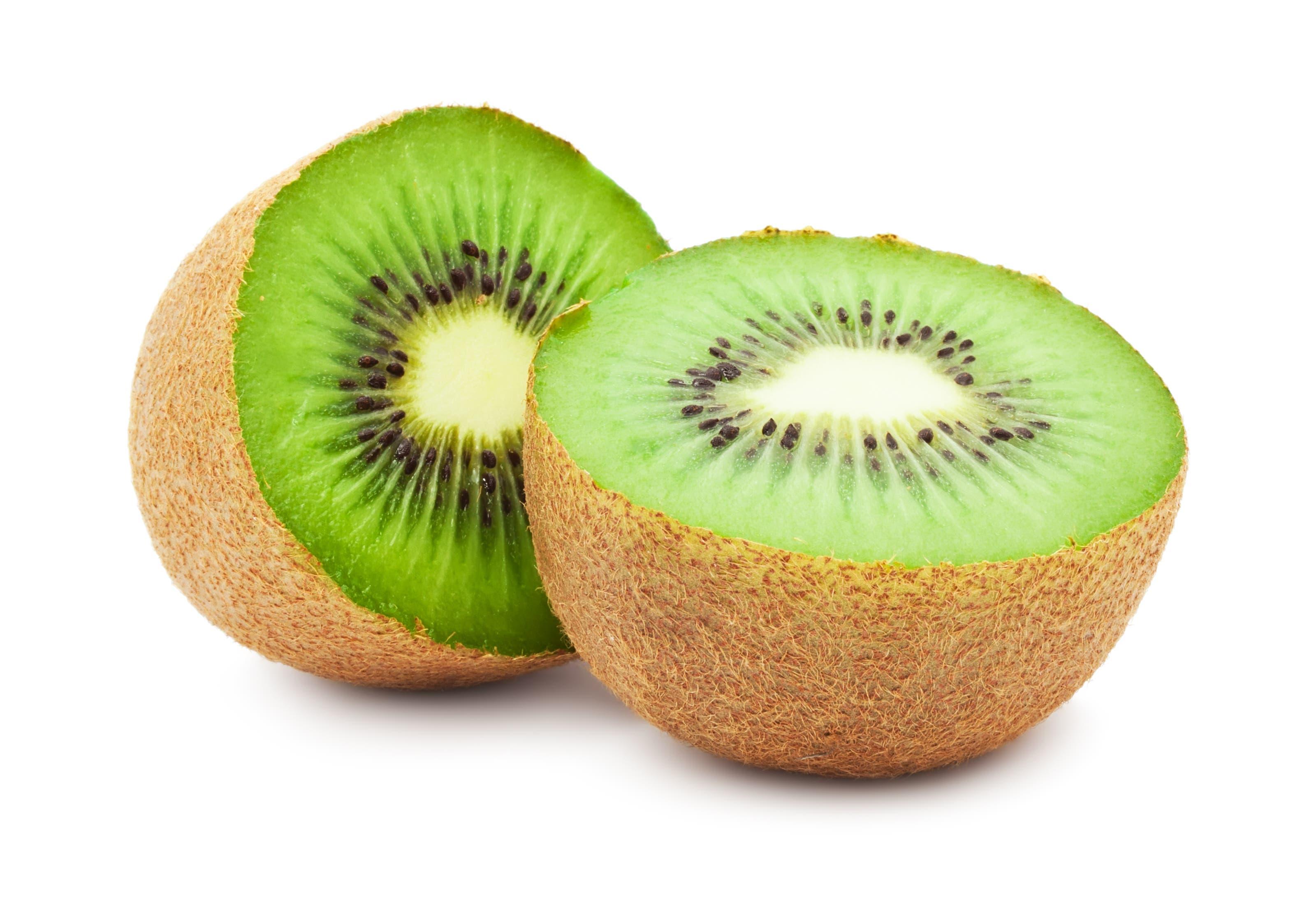 Vitamin C Der tägliche Bedarf entspricht: 2 Kiwi oder ½ Peperoni oder ½ Portion gedämpfter  Broccoli (130 Gramm) oder 9 Stück Rosenkohl,  gedämpft oder  1 grosse Orange oder 11 mittelgrosse Galaäpfel