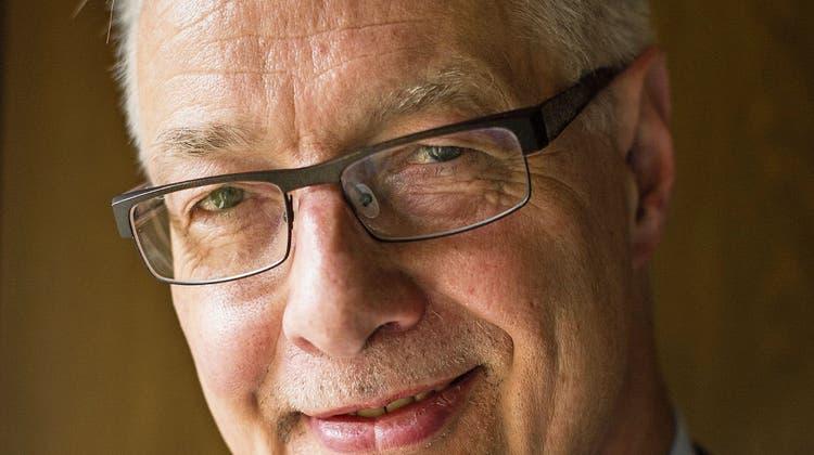 Mario Andreotti Dozent für Neuere deutsche Literatur und Buchautor («Eine Kultur schafft sich ab»).