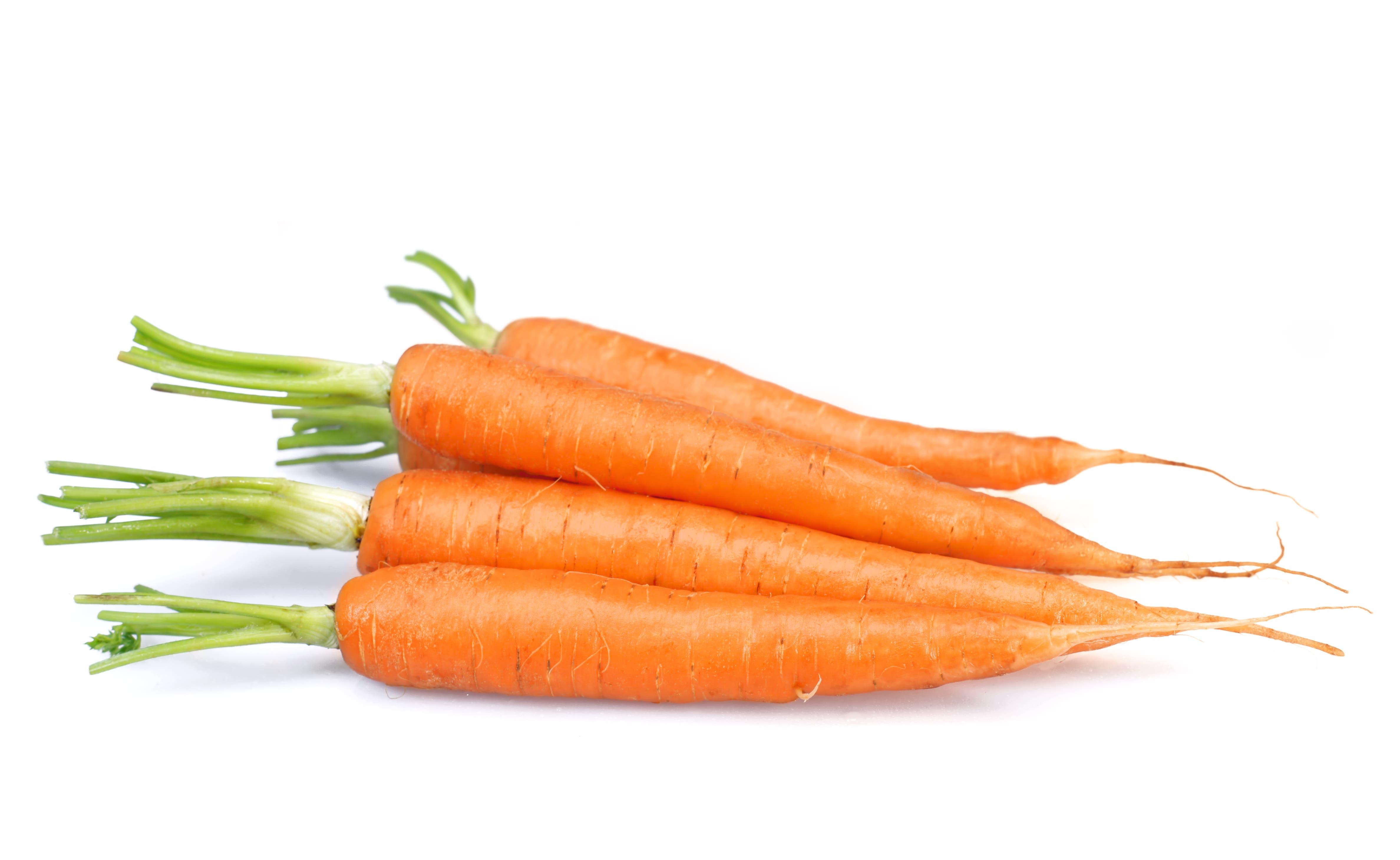 Vitamin A Der tägliche Bedarf entspricht: 1 Rüebli oder 12 getrocknete Aprikosen oder ½ Süsskartoffel oder 1 Portion gedämpfter Spinat oder 2 Beilage-Portionen  Nüsslersalat oder 1 Portion Mangold, gedämpft
