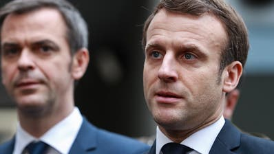 Frankreich schliesst alle Schulen, Hochschulen und Kitas ab Montag