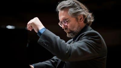 Der Pianist Konstantin Scherbakov spielt in Frauenfeld. ((Bild: PD))