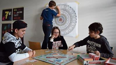 Es geht um die Zukunft der Kinder: Rickenbach und Wilen entscheiden über Zukunft des Jugendtreffs