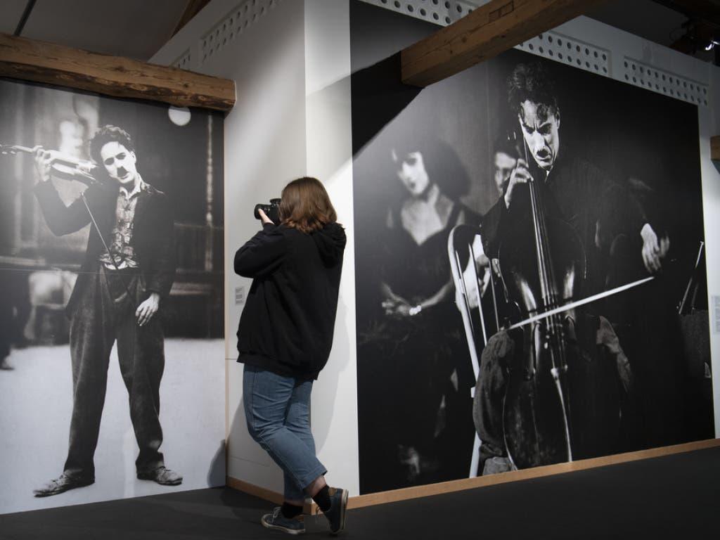 Heute, Freitag, beginnt im Museum Chaplin's World oberhalb von Vevey eine Ausstellung, die das musikalische Universum des Filmemachers, Schauspielers und Komponisten Charlie Chaplin ins Zentrum rückt.