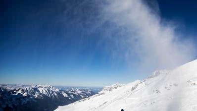 Berset untersagt unterschiedlichen Interpretationen der Skigebiete
