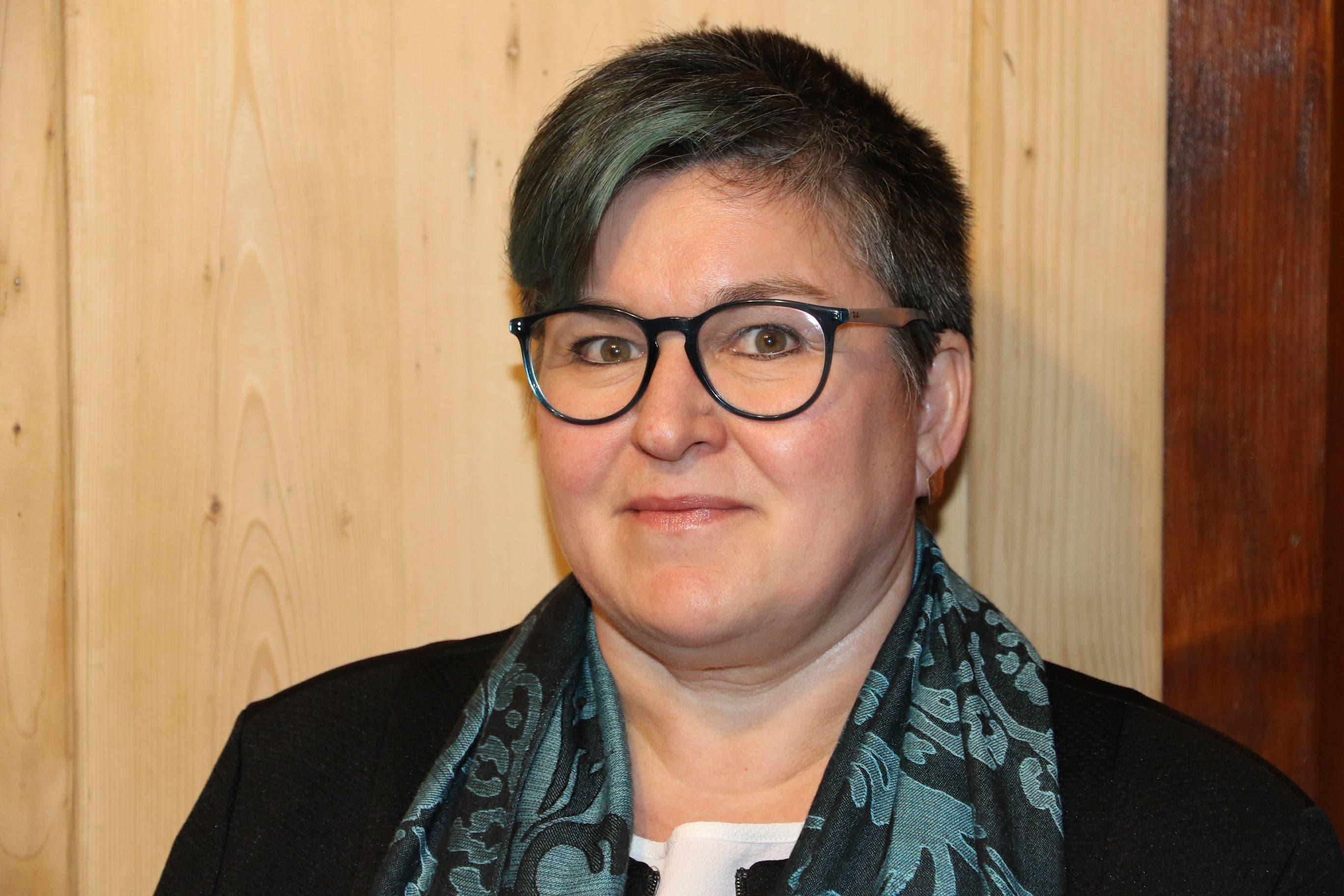 Petra Hanel Sturzenegger schafft mit 283 Stimmen den Einzug in den Gemeinderat Stein.