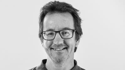 Markus Schoch, Redaktor. ((Bild: Reto Martin))