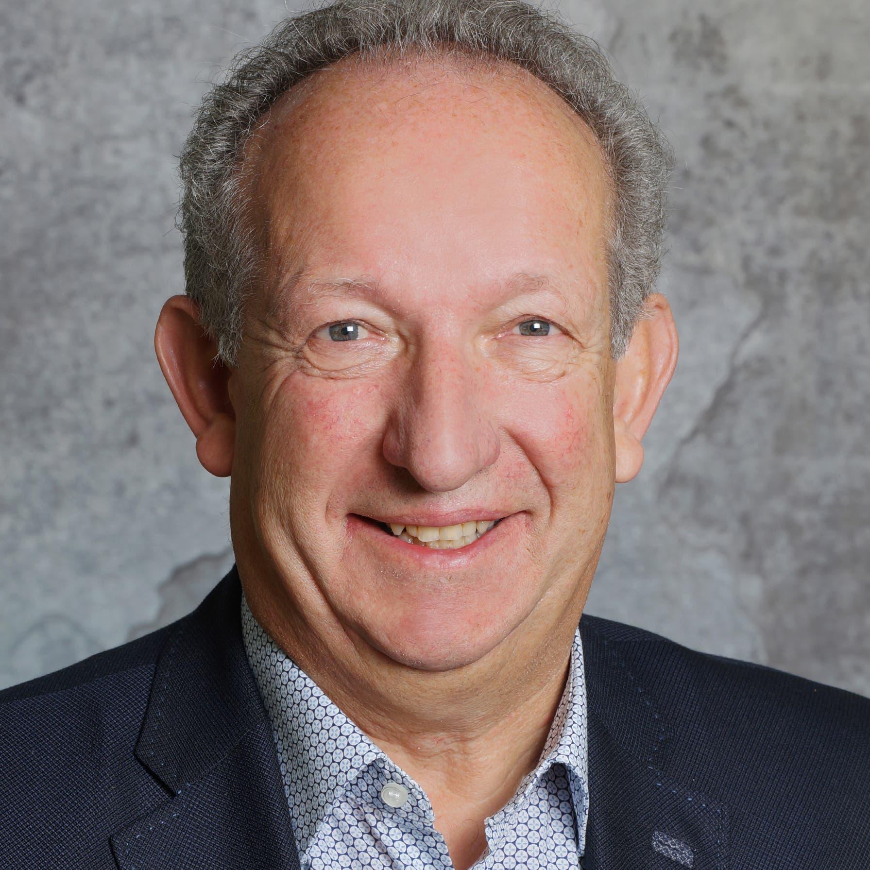 Martin Salvisberg, SVP, bisher