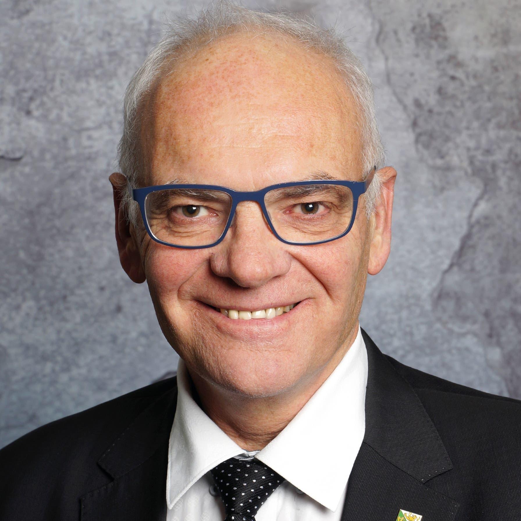 Stephan Tobler, SVP, bisher