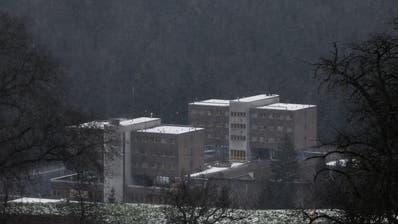Ein Sträfling in Menzingen meldete sich im Herbst 2018 bei der Sterbehilfeorganisation Exit an. (Archivbild: Stefan Kaiser)