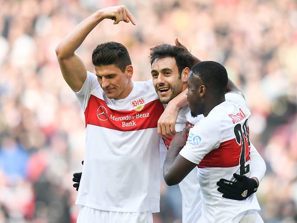 Traditionsklubs wie VfB Stuttgart...