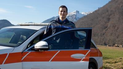 Jürg von Gunten war seit Dezember 2018 Polizeikommandant. (Bild: Corinne Glanzmann, Stans, 14. Januar 2020)