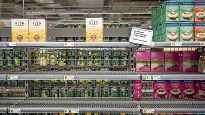 Detailhändler verabreichen eine Beruhigungspille: «Hamsterkäufe sind absolut unnötig»