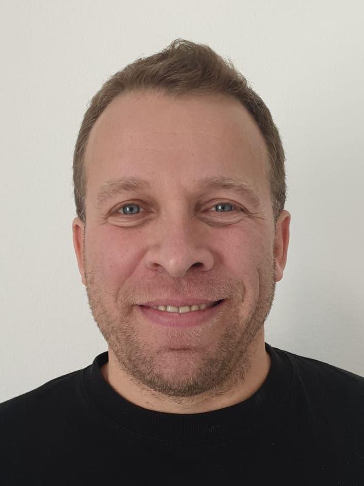 Dominic Bucher, CVP