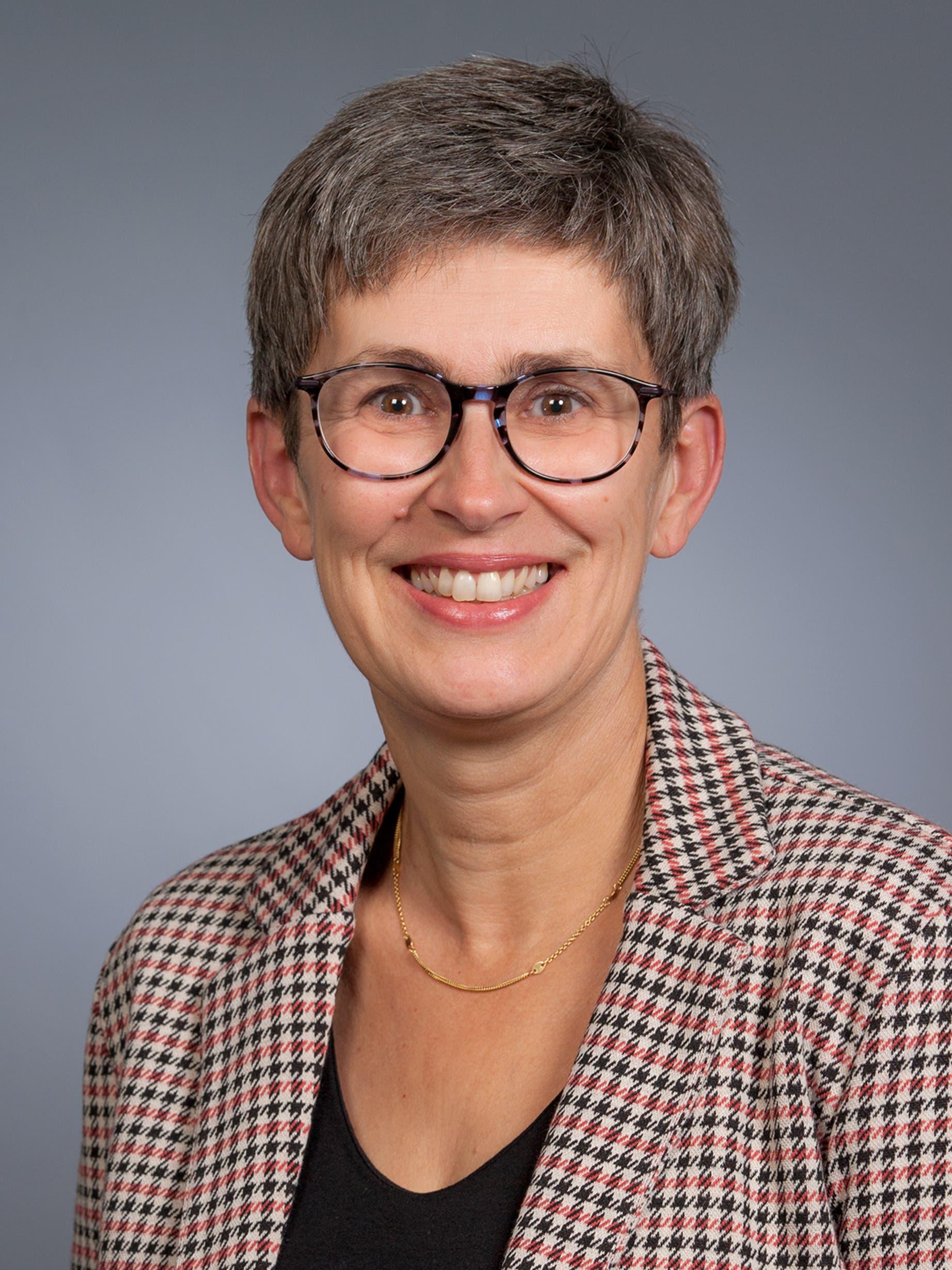 Astrid Erni, CVP