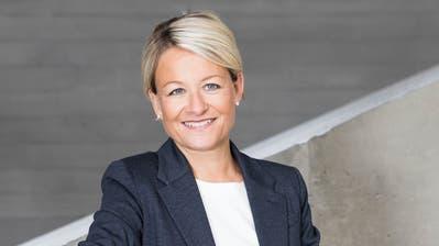 Christine Bolt wird Olma-Direktorin. (Bild: PD)