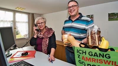 Zurück zum Telefon: Evangelisch Amriswil lanciert Einkaufshilfe