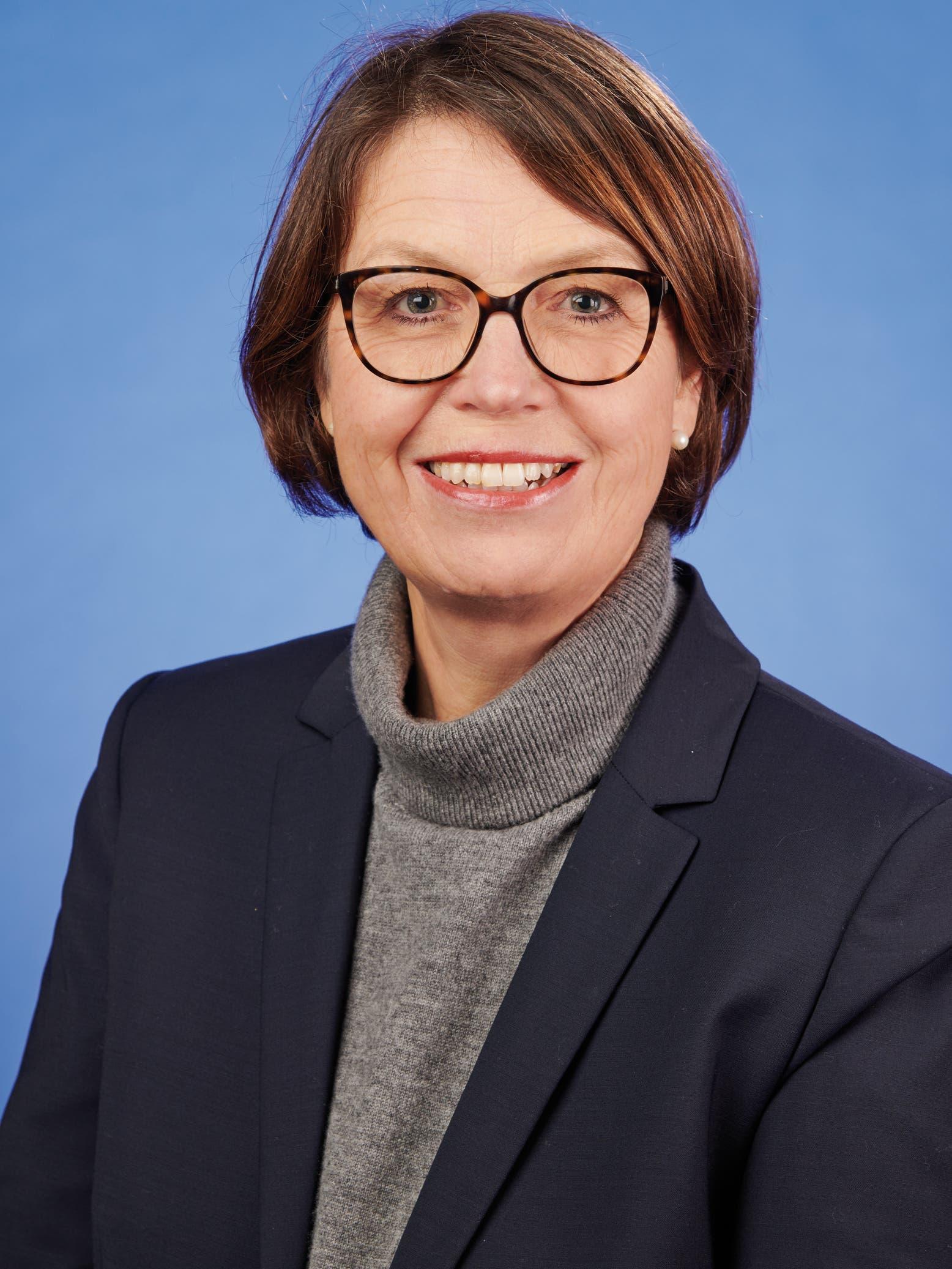 Jolanda Achermann Sen, SP (bisher)