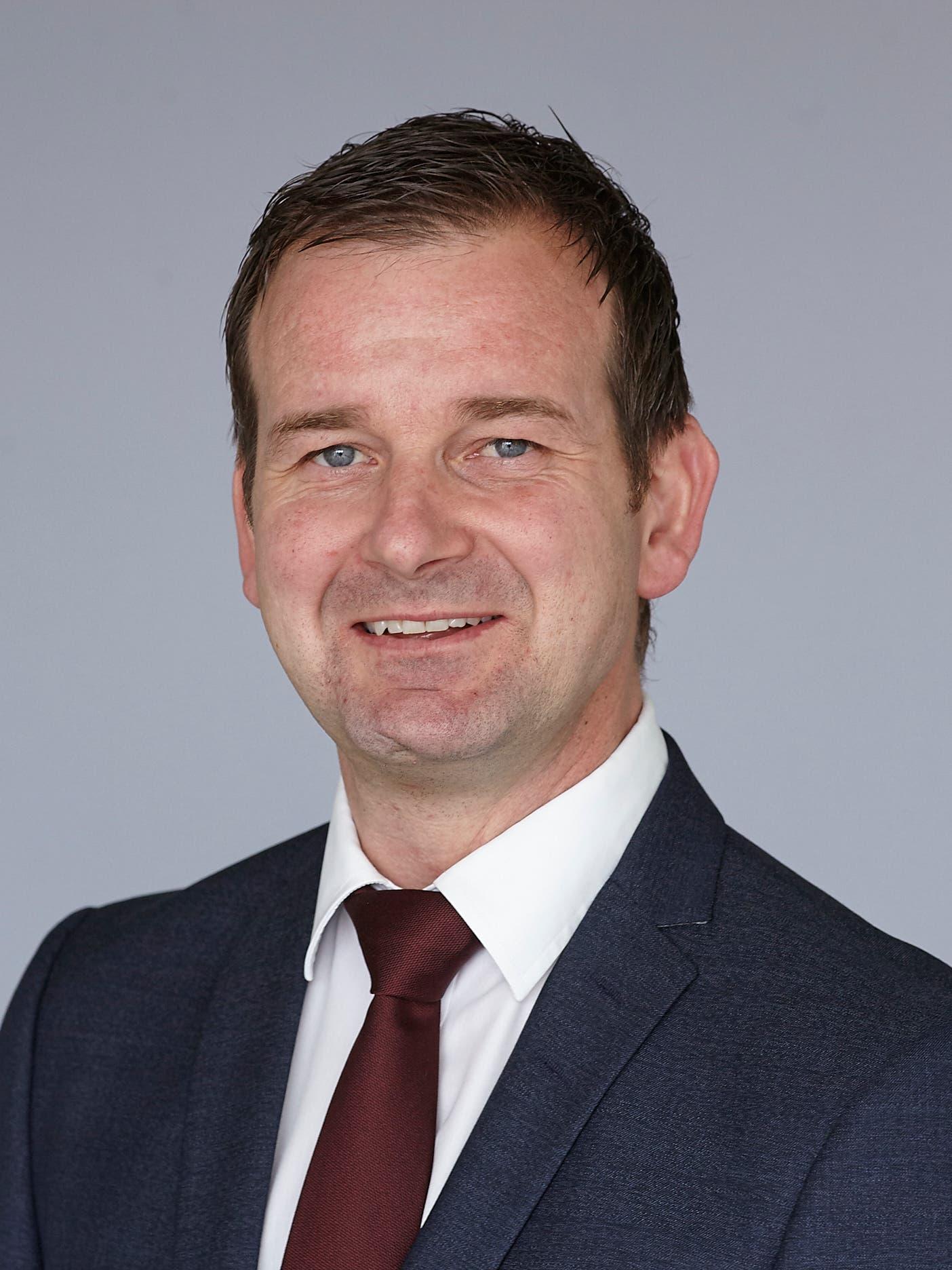 Gewählt: Peter Ineichen, FDP (bisher)