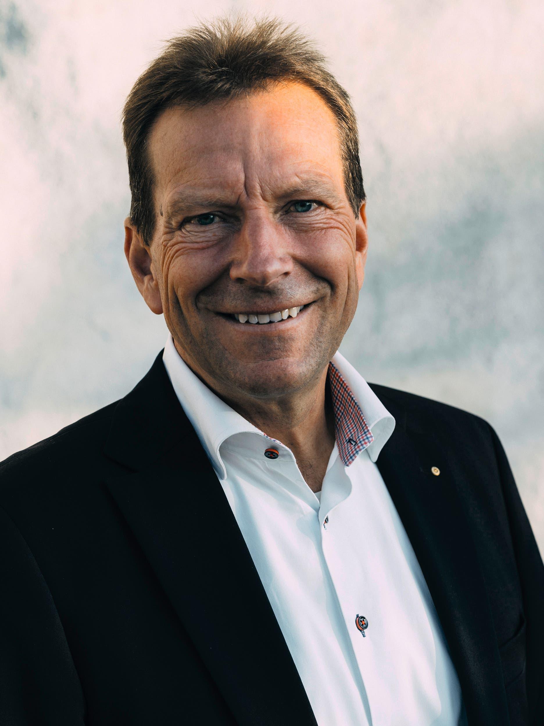 Alfons Knüsel, CVP (bisher)