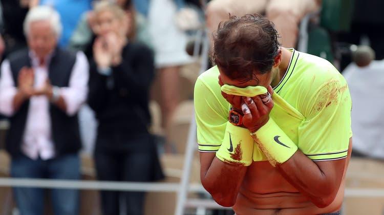 Statt im Frühling spielt Rafael Nadal im Herbst um den 13. Titel bei den French Open. Wenn diese dann auch wirklich stattfinden. (Bild: Keystone)