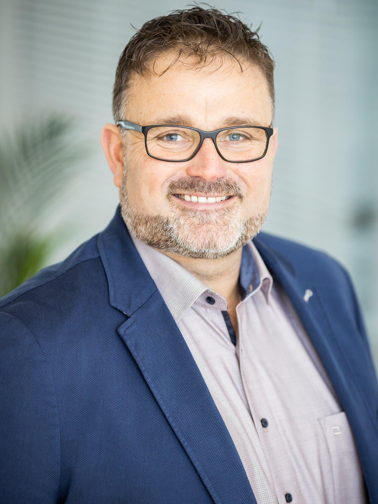 Gewählt: Hubert Bösch, FDP (bisher)